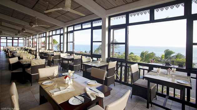 Savourez votre séjour à l'hôtel et kitesurfez à Rodrigues dans l'Océan Indien