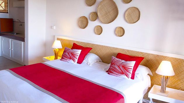 Votre hébergement tout confort en hôtel à Rodrigues