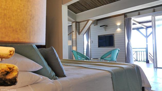 Votre hôtel idéalement situé à Rodrigues