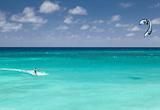 Vos sessions kitesurf en Polynésie  - voyages adékua
