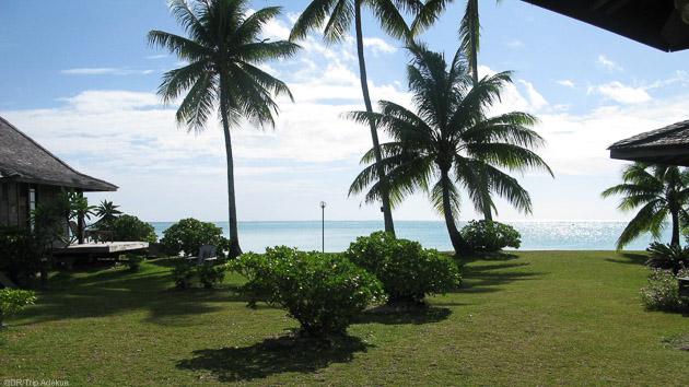 Votre séjour kitesurf pour progresser sur les plus beaux lagons de Polynésie