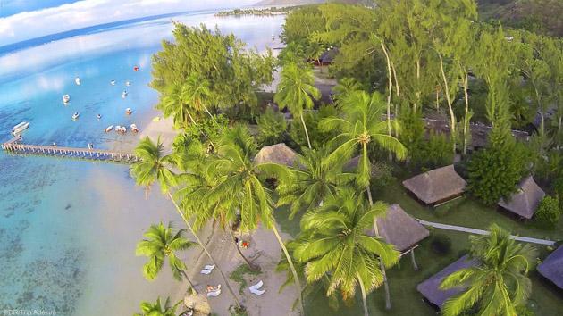 Des hébergements de rêve sur les plus beaux lagons de Polynésie
