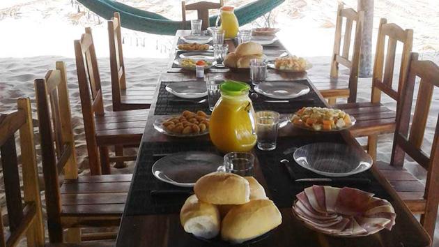 Savourez la gastronomie brésilienne avant de naviguer en kite