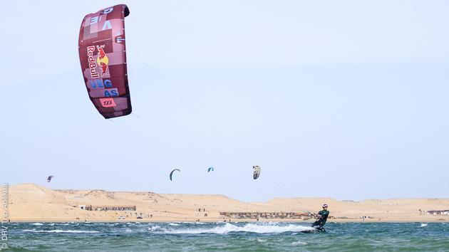 Stage de kitesurf et bungalow VIP à Dakhla au Maroc