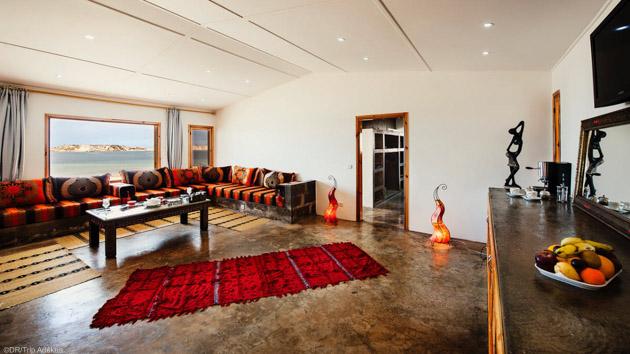Votre séjour en bungalow VIP tout confort à Dakhla au Maroc