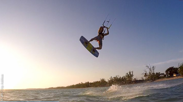 Séjour kitesurf aux Bahamas, à Cat Island