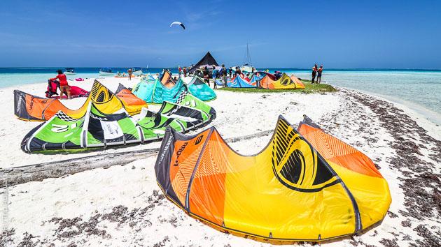 Matos au top pour un séjour des vacances kite au Vénézuéla