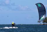 Tahiti, du kite sur la côte sauvage, des visites - voyages adékua