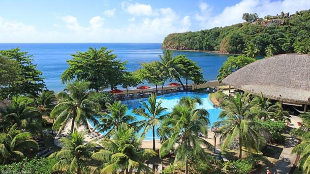 Votre hébergement de rêve à Tahiti pendant votre séjour kitesurf