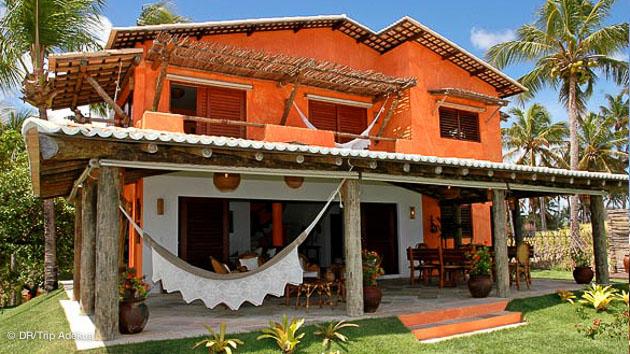 votre superbe villa face au spot pour vos vacances kitesurf au Brésil