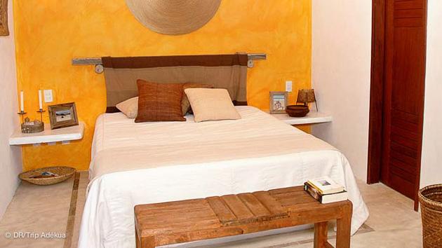une chambre de votre villa à Tibau do Sul au Brésil