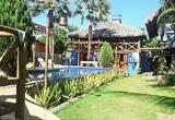 Votre chalet dans la pousada tropicale de Lagoinha avec piscine - voyages adékua