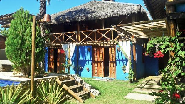 Votre club de kitesurf à Lagoinha au Brésil