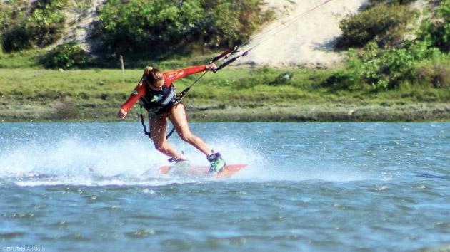 Votre séjour kitesurf sur la lagune de Lagoinha