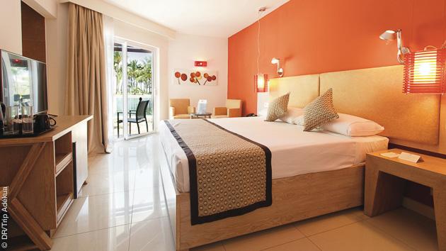 votre chambre en hotel 4 étoiles au Morne à Maurice