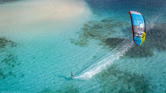 Votre kitesurf trip inoubliable à Los Roques aux Caraïbes