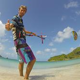 Votre expert local des croisières kite aux Antilles sélectionné par trip adékua