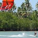 Commentaire d'Arlène sur son séjour kitesurf à Tibau do Sul (Brésil) avec Rémi