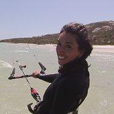 avis d 'amel sur son trip kite à Cape Town