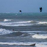 Commentaire de Yannis sur son séjour kite en Colombie avec Quentin