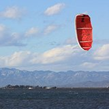 Commentaire de Richard sur son séjour kite sur le Delta de l'Ebre avec Vincent et Trip Adékua