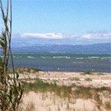 Commentaire Isabelle kitesurf trip avec Vincent et Trip Adékua sur le Delta de l'Ebre en Espagne