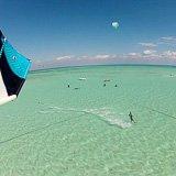 voyage kite en mer rouge à El Gouna