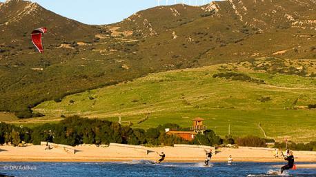 Vos premiers bords après votre stage découverte du kitesurf à Tarifa
