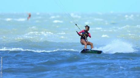 Kite trip Down Wind au Nordeste Brésil avec Hervé