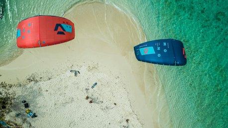 Votre croisière kitesurf à la découverte de l'archipel des Grenadines