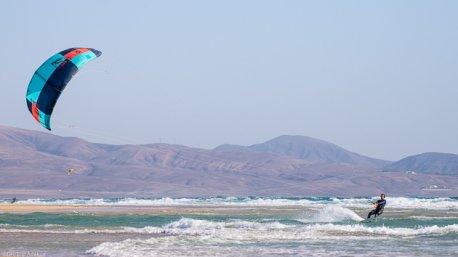 Votre séjour kitesurf tout inclus à Sotavento aux Canaries