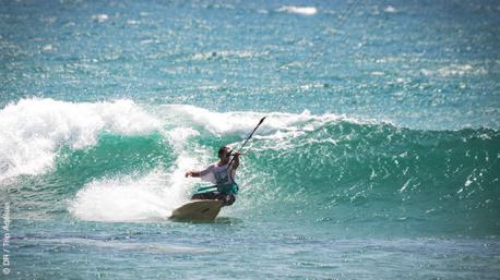 Ridez les vagues du Pérou avec votre guide kitesurf