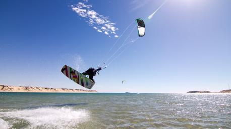 voyage kitesurf inoubliable a Dakhla