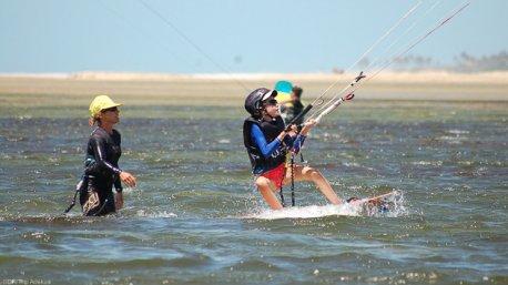 Votre séjour kitesurf en famille à Lagoinha au Brésil