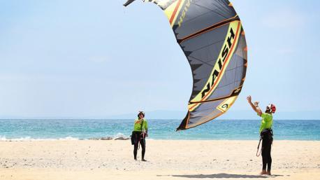 Votre séjour kitesurf et bien-être à Tarifa en Espagne