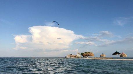 Un séjour unique kite et business en Colombie