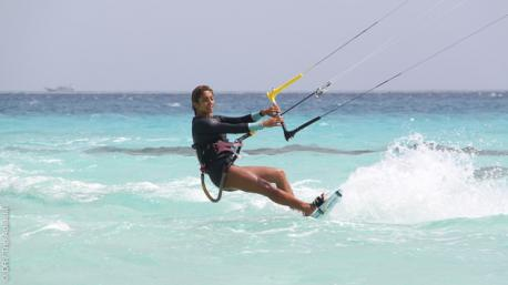 Séjour kite en famille à Safaga