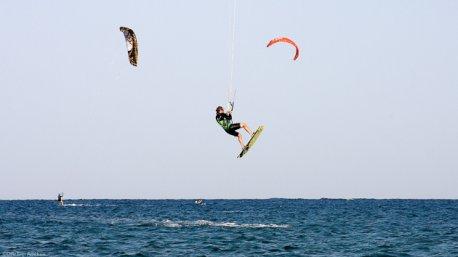 Un séjour pour kitesurfeur autonome en mer Rouge