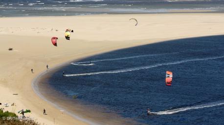 secret spot de kitesurf en Afrique du sud