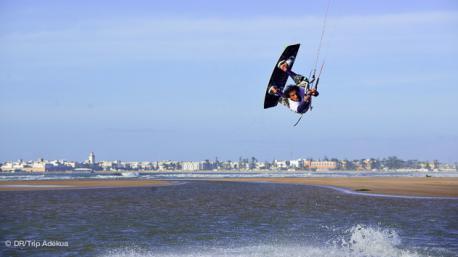 votre voyage kitesurf à Essaouira au Maroc