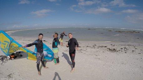 Vos vacances kitesurf entre amis à Cape Town en Afrique du Sud avec villa