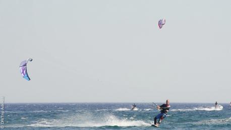 bon vent en Turquie pour s'éclater en kite à Datcha