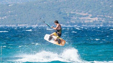Votre séjour kitesurf et yoga pour des vacances de rêve en Grèce