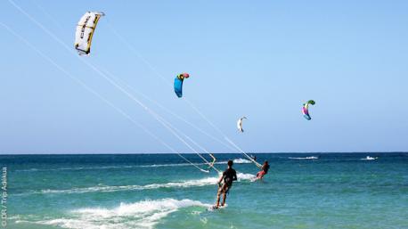 Votre séjour kitesurf en couple à Las Terranas République Dominicaine
