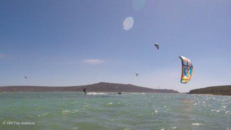 Un séjour de rêve à Cape Town pour apprendre le kitesurf
