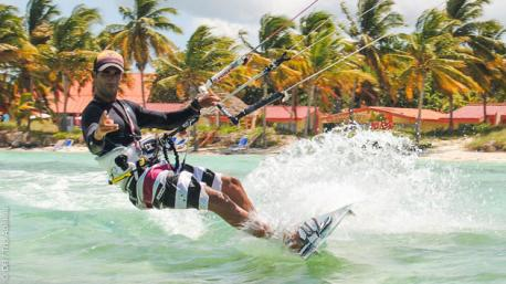 Stage de kitesurf à Cayo Coco, en perfectionnement ou freestyle
