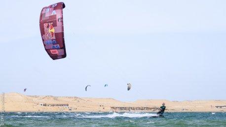 Profitez de vos cours de kitesurf pour progresser sur la lagune de Dakhla