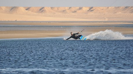 Votre séjour kitesurf à Dakhla en maison d'hôtes de charme