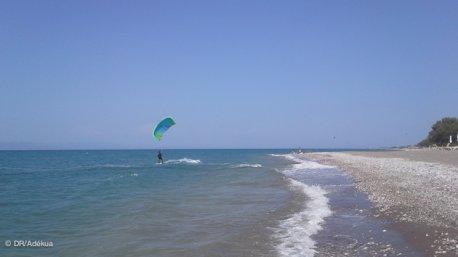 Votre séjour kitesurf à Rhodes avec hébergement et cours