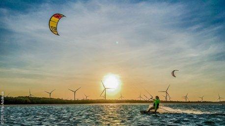 Votre séjour kitesurf à Moitas, dans le nord du Brésil